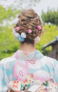 髪飾り付け放題