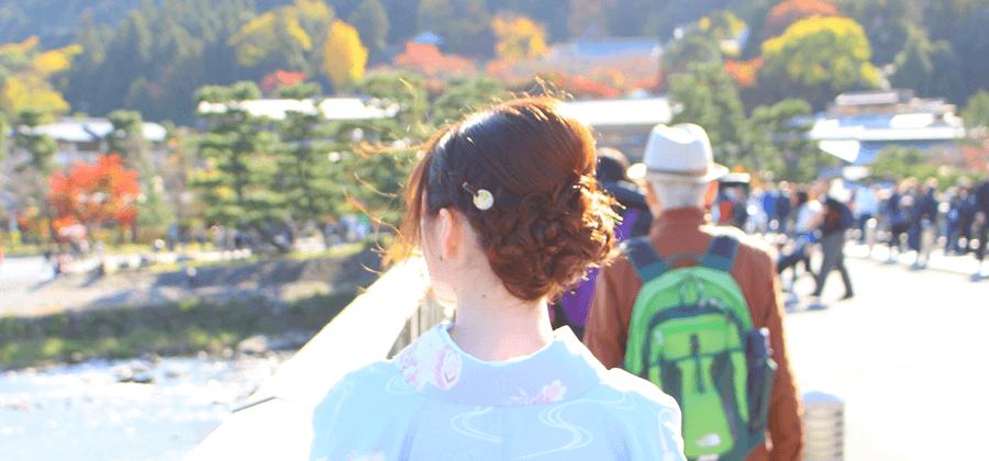京都観光はレンタル着物!美しい着こなし方までご紹介