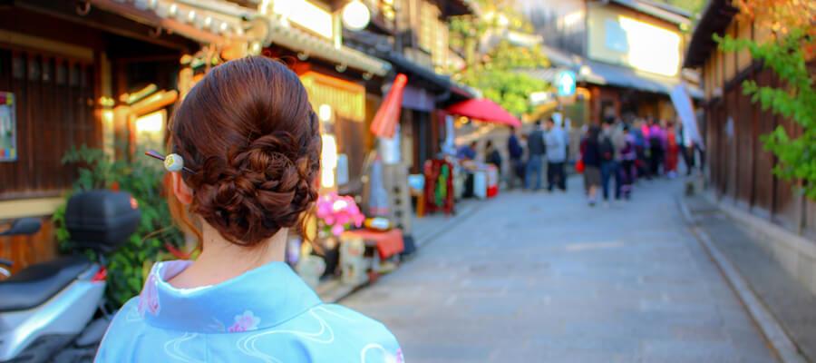 京都観光で着物をレンタルするならどこがいい?