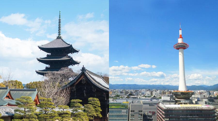 【15分圏内】すぐに行ける京都駅付近のおすすめ観光スポット2選