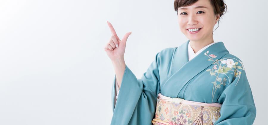 【年代別】着物に似合うメイクとは?化粧のポイントもまとめて紹介!