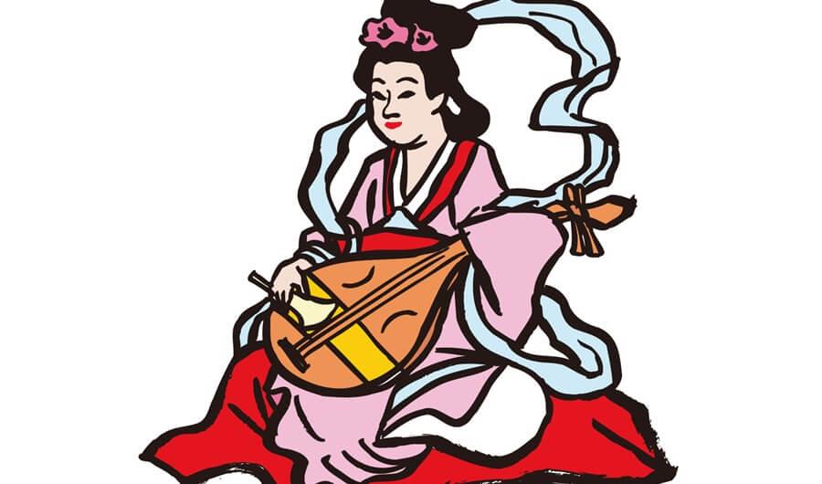 京都観光で見たい貴船神社の神様の画像