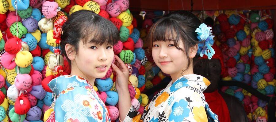 京都観光はレンタル着物でロケ撮影が人気!?