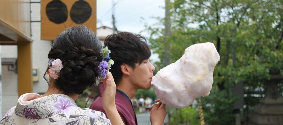 京都観光でおすすめの着物映えスポット