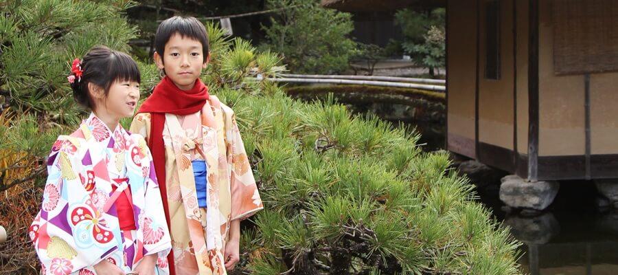 着物姿が映える京都らしい観光名所