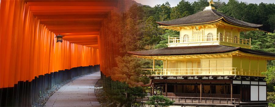 【王道の回り方】京都の有名観光地を巡る