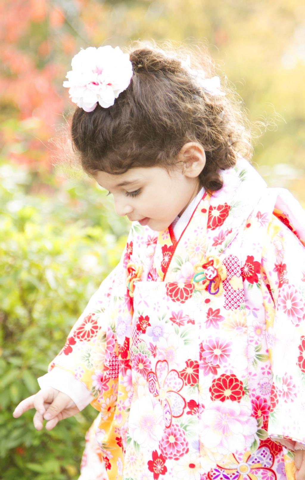어린이 기모노 플랜画像