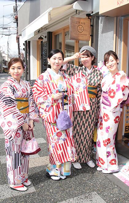 女子四人旅行方案画像