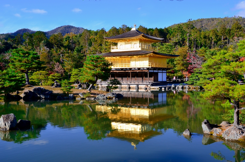 4.金閣寺