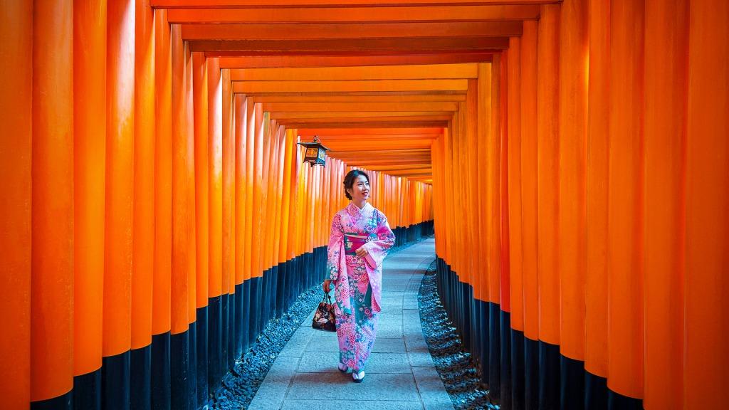 京都の着物レンタルは予約なしでもできる!お店の選び方は?
